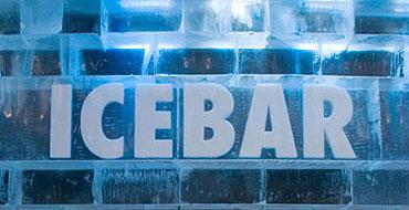 Igloo hotel ice hotel ice bar for Kube hotel london