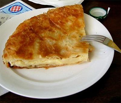Habitudes Culinaires En Croatie Cuisine Croate Gastronomie En