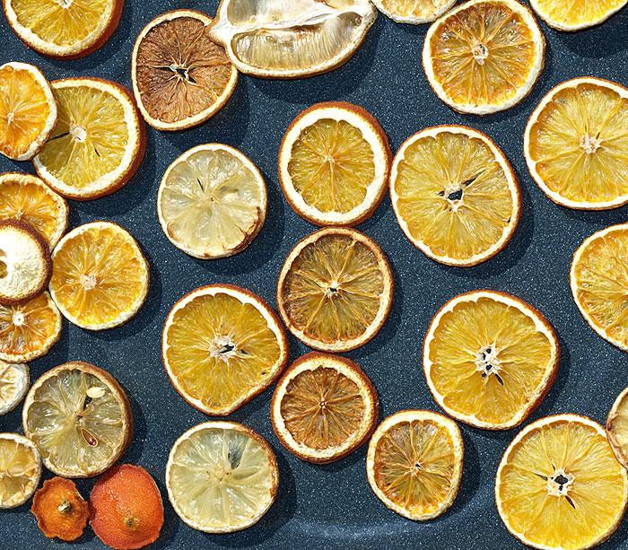Oranges s ch es comment faire s cher des tranches d 39 orange - Faire secher du thym ...