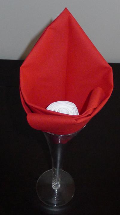 Lotus Avec Serviette :  forme de fleur en forme d 39 arome r aliser lotus avec une serviette