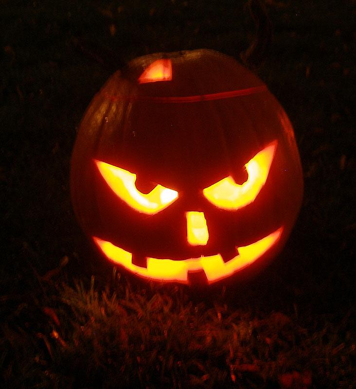 Modele citrouille pour halloween - Comment decorer pour halloween ...