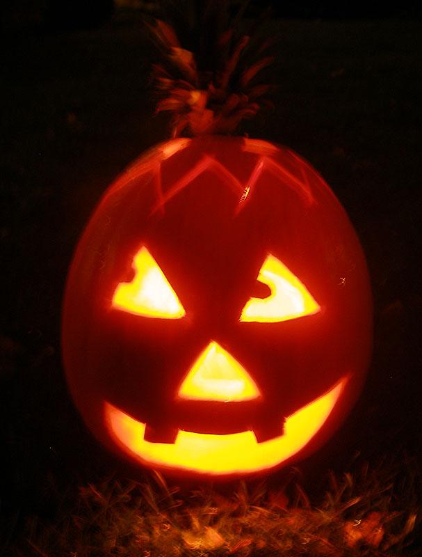 monstrueuses citrouilles - Decoration Citrouille Pour Halloween
