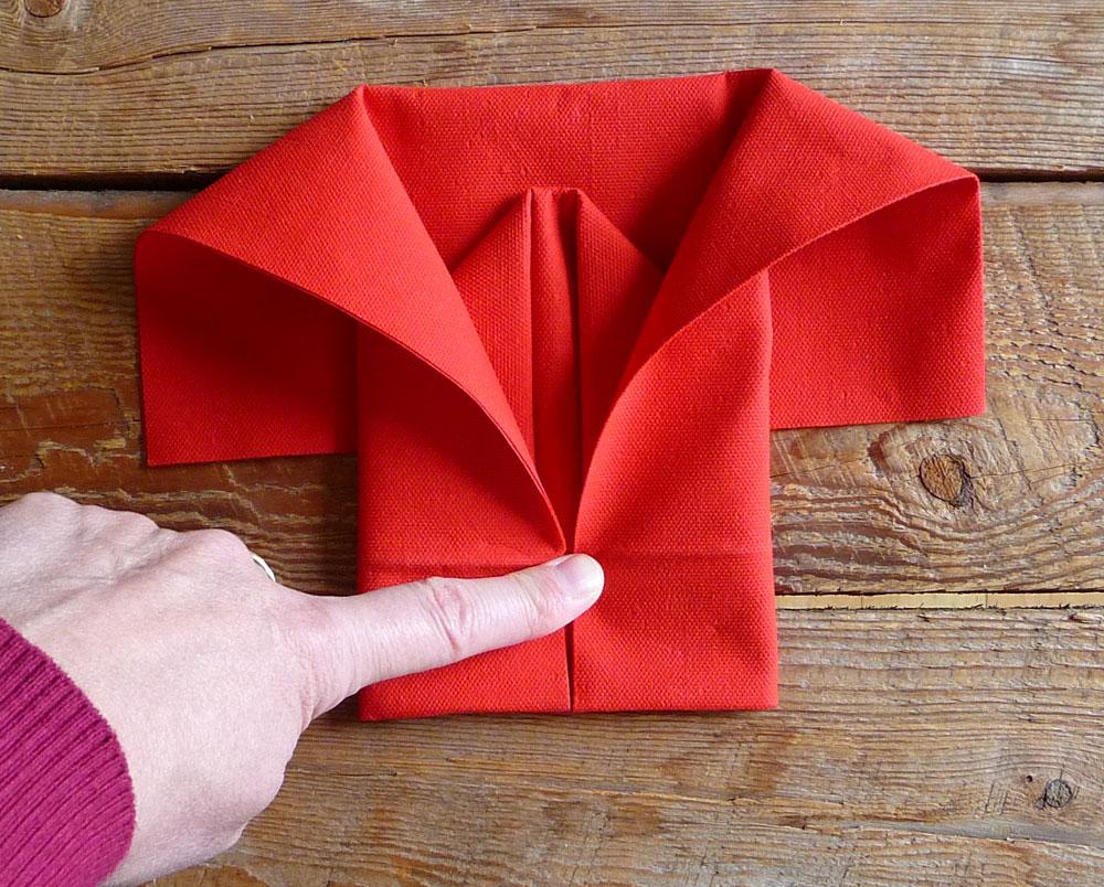d co pliage serviette kimono brest 13 pliage. Black Bedroom Furniture Sets. Home Design Ideas