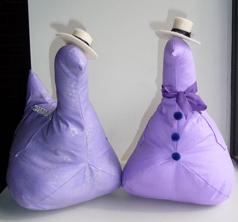 D coration couture poule en tissu cocottes poulettes en for Poules decoration