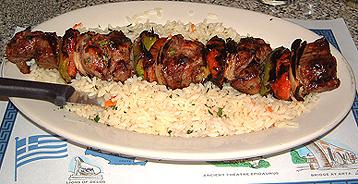 Gr ce recettes de cuisine gastronomie recettes de cuisine for Cuisine grecque