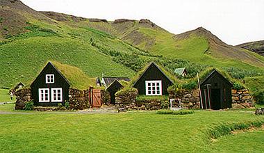 Islande curiosit s et visites gastronomie recettes de for Maison container sous terre