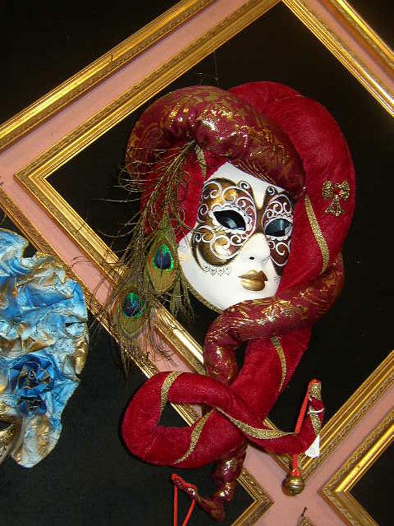 Masque de Venise. dans LES MASQUES. masque.carnaval.de.venise44