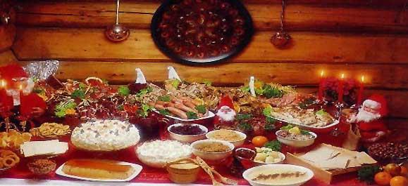 Nol En Europe Les Traditions Culinaires De